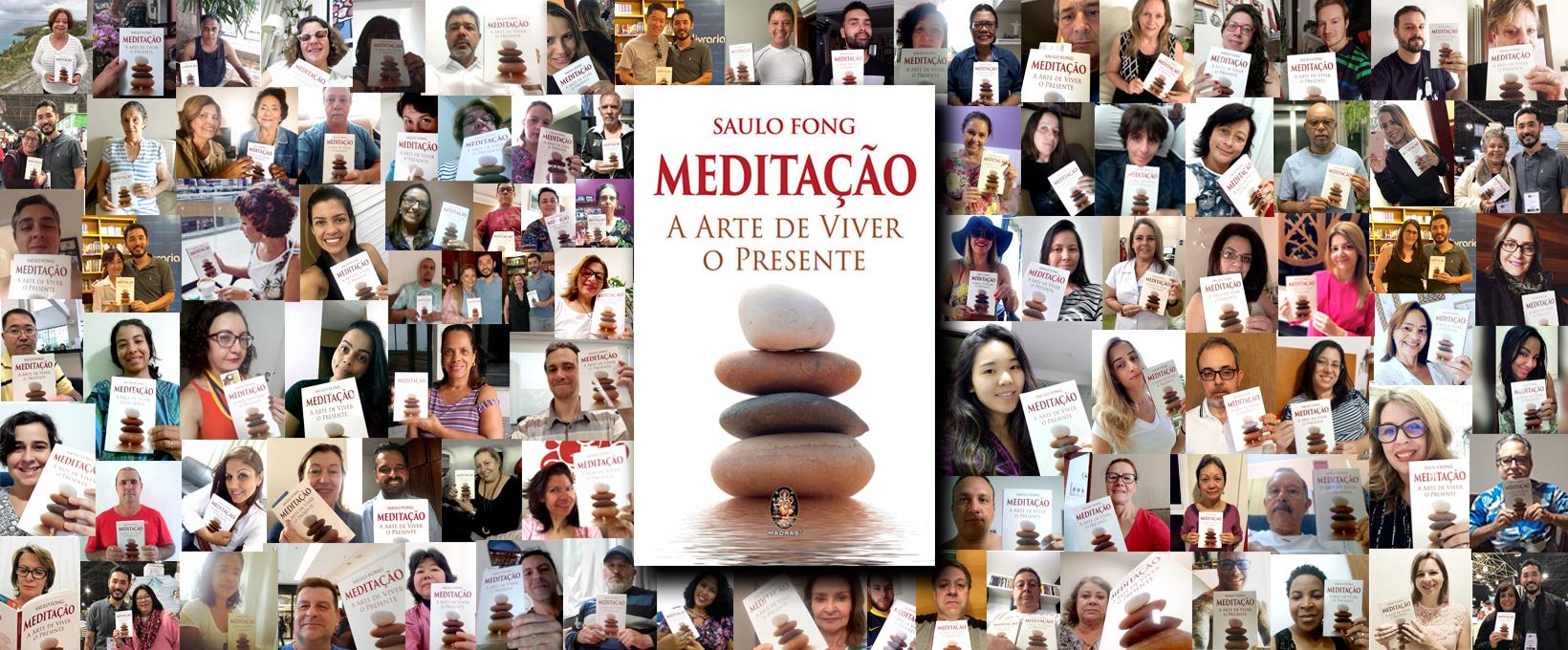 Livro sobre Meditação mais vendido do Brasil
