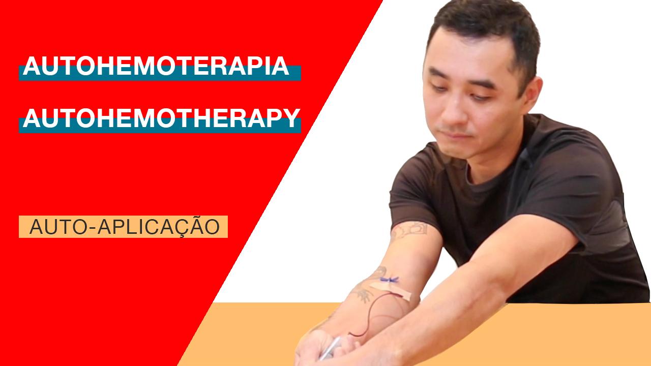 Auto-aplicação de Autohemoterapia